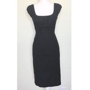 Banana Republic Black Dress / Sz 4